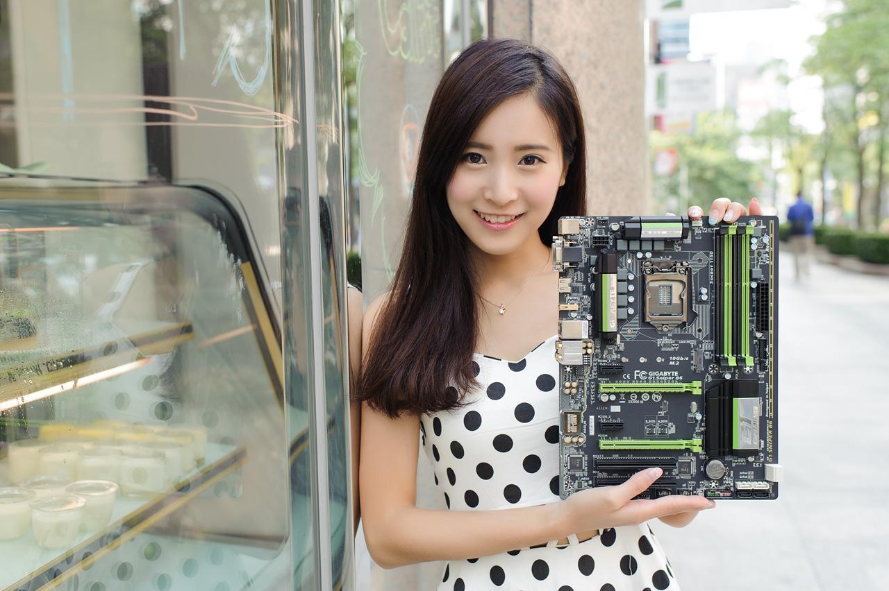 打造全方位數位生活 - 技嘉科技