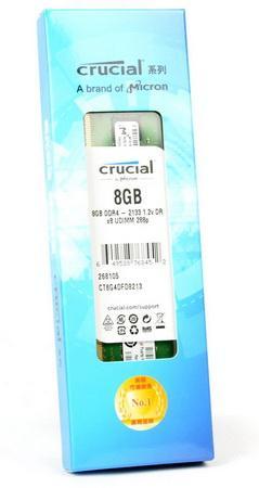 大廠Micron旗下品牌Crucial提供性能亮眼、物廉價美的記憶體、固態硬碟選擇!